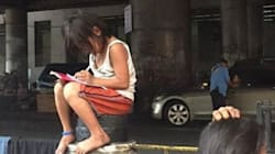 Η ιστορία της μικρής Cielo Gonzales: Ένα παιδί που λύνει τις ασκήσεις στους πολυσύχναστους δρόμους της