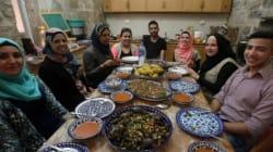 Pour les Palestiniens, cuisiner c'est déjà