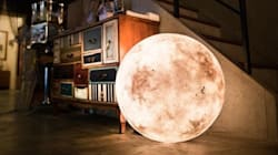 당신 집에도 달을 들여놓을 수 있다(사진,