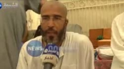 Un pèlerin à la Mecque: