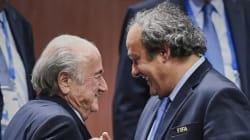 Fifa : Blatter et Platini en plein tremblement de terre
