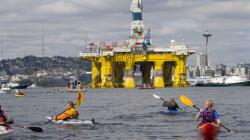Η Shell ανακοινώνει την παύση των αμφιλεγόμενων γεωτρήσεών της στην