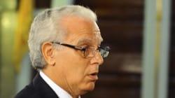Le ministre de la Justice, démis de ses fonction: