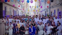 Les habitants de Béni Makada à Tanger se sont mobilisés pour nettoyer leur quartier lors de