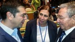 Σειρά επαφών Τσίπρα στον ΟΗΕ: Τηλεφωνική επικοινωνία με τον Άνχελ Γκουρία, συνάντηση με