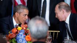 ONU: Obama et Poutine se rencontrent, divergences persistantes sur la