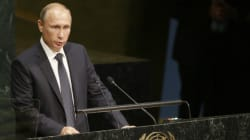 Syrie: l'incontournable Vladimir