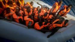 Un demi-million ont traversé la Méditerranée en