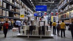 Les premières images d'Ikea Maroc à