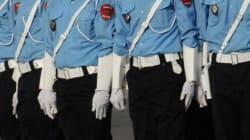 Des policiers sanctionnés par leur hiérarchie pour avoir manifesté devant la