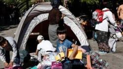 Βρείτε όλα τα σημεία συλλογής ανθρωπιστικής βοήθειας για τους πρόσφυγες σε ένα διαδραστικό