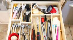 11 astuces pour avoir plus de rangement dans la cuisine