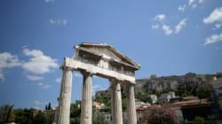 Ο ξεναγός της αθηναϊκής