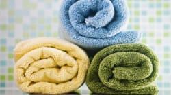 Μήπως τόσο καιρό πλένετε λάθος τις πετσέτες του μπάνιου