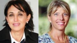 Ce qu'a dit Nabila Mounib à l'ambassadrice de Suède au
