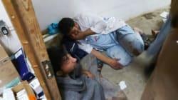 A Kunduz, les médecins de l'hôpital de MSF pleurent des