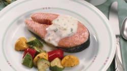 생선 먹는 채식주의자, 대장암 위험률 가장