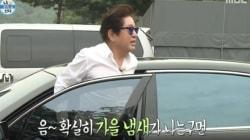 김용건, 하정우가 사준 벤틀리를 타고 여행을