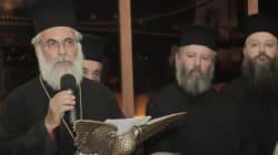 Αντιδράσεις στην Κύπρο από αφορισμό θεολόγου -