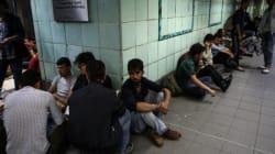 Ανθρώπινη Εκμετάλλευση στην Πλατεία Βικτωρίας: Μετανάστες δίνουν 10 ευρώ την ώρα για