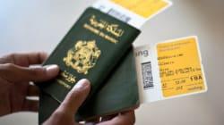 Les Marocains peuvent se rendre dans 56 pays sans