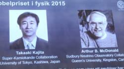 Τα νετρίνα «κέρδισαν» το Νόμπελ Φυσικής για τους Τακαάκι Κατζίτα και Άρθουρ Μακ