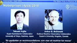 Le Nobel de physique à un Japonais et un