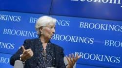 Le FMI abaisse ses prévisions de croissance mondiale pour 2015