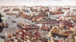 Η ναυμαχία της Ναυπάκτου: Σταυροφορία εναντίον των Οθωμανών στις ελληνικές θάλασσες του 16ου