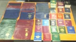Δουλέμποροι θησαυρίζουν στην Αθήνα. Φάμπρικα πλαστών διαβατηρίων που περνούσαν ακόμα και ελέγχους
