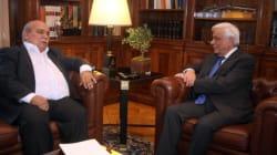 Συνάντηση Βούτση – Παυλόπουλου: «Καλή επιτυχία σε δύσκολους