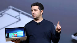 Surface Book, Surface Pro 4, Lumia 550 και 950: «Παρθενικό» laptop, με συνοδεία νέων κινητών και tablet από τη