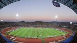 Le stade de Tanger