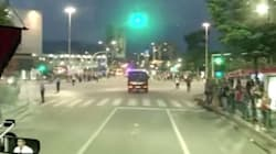 Επίθεση με πέτρες στο λεωφορείο της Εθνικής Σερβίας στα