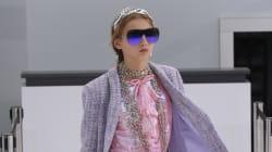 Lingerie, plissés, décors de rêve: Retour sur la Semaine de mode