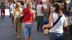 Les touristes britanniques moins enclins à se rendre au