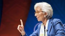 Επιμένει η Λαγκάρντ: Αναδιάρθρωση χρέους και μέτρα σε συνταξιοδοτικό και τράπεζες αλλιώς δεν συμμετέχει στο νέο