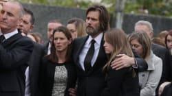 To συγκινητικό tweet του Jim Carrey λίγες ώρες μετά την κηδεία της συντρόφου
