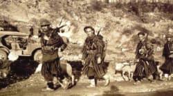 Les goumiers marocains honorés à