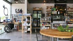 Coffee Bike: Ένα καφέ για ποδηλάτες με γαστρονομικές ανησυχίες στο