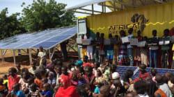 Erstes mobiles Solarkraftwerk geht in