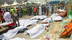 La Mecque: le bilan de la bousculade s'alourdit à 1.587