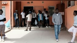 En Italie, des migrants déboussolés aident de vieux