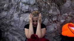 Μυτιλήνη: Σύρια πρόσφυγας γέννησε δίπλα στην βάρκα που την μετέφερε από την