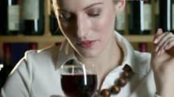 Das ist der beste Grund, ein Glas Rotwein zu