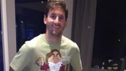 La preuve que Lionel Messi a (un peu)