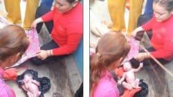 Βρήκαν νεογέννητο σε σακούλα σκουπιδιών στις