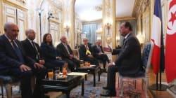 Le Quartet lauréat du prix Nobel de la Paix reçu à