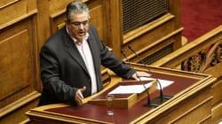 Κουτσούμπας στη Βουλή για ΧΑ: Κότες, που ούτε το σάλιο δεν αξίζει να χρησιμοποιεί