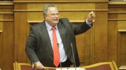 Προτάσεις για την ονομασία των Σκοπίων ζήτησε από τα κόμματα της Βουλής ο Νίκος